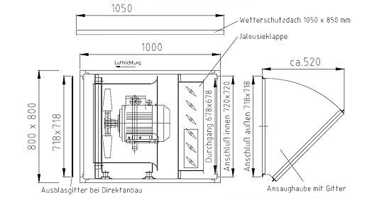 Kompaktboxen NG560 6A2
