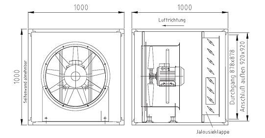 Kompaktbox NG630 6A2